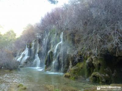 Nacimiento Río Cuervo;Las Majadas;Cuenca;cala reona bosque de orgi parque natural de las dunas de l